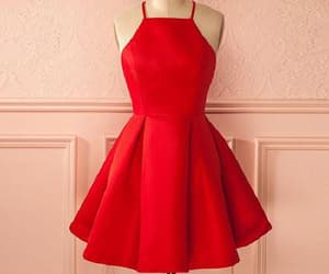 prom dresses, short prom dresses, and cute homecoming dress image
