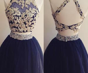 homecoming dresses, short prom dress, and lace homecoming dresses image