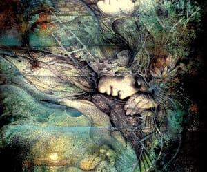 goddess, archetypal, and spiritual life image