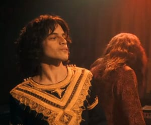 Freddie Mercury, movie, and bohemian rhapsody image