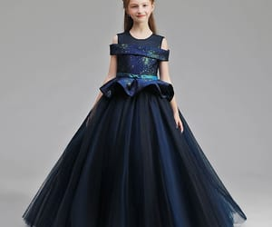 tulle dress, 2019, and wedding party dresses image