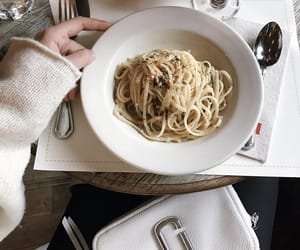 beige, dining, and black image