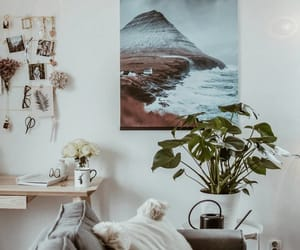 art, bedroom, and home sweet home image
