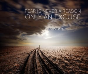 excuse, truth, and mindset image