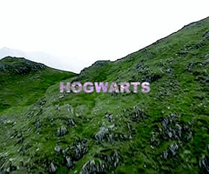 gif, harry potter, and j.k. rowling image
