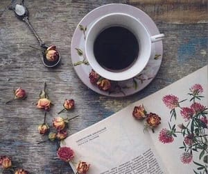poems, red aesthetic, and flowers aesthetic image