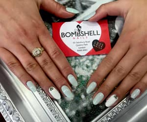 manicure, nail, and nail art image