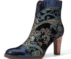 boots, women shoes, and fashion image