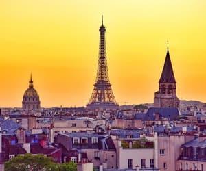 paname, paris, and photographie image