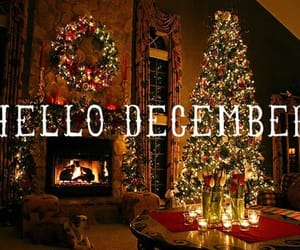 hello december, december wishes, and welcome december images image