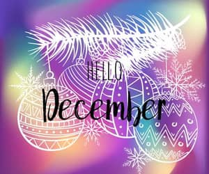 hello december, welcome december images, and hello december quotes image