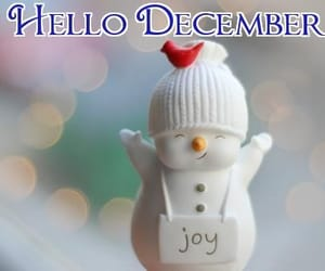 december wishes, hello december month wish, and hello december images image