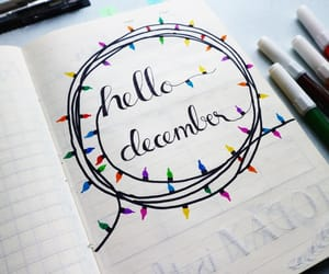 december wishes, welcome december images, and hello december wish image