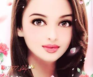 actress, brown eyes, and aishwarya rai image