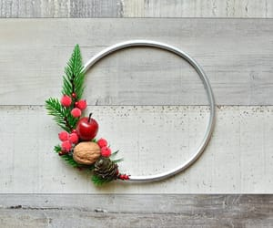 etsy, autumn wreath, and modern wreath image
