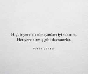 alıntı, türkçe sözler, and hakan günday image