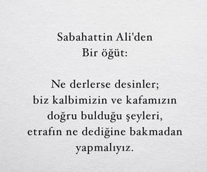 sabahattin ali and türkçe sözler image