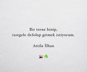attila ilhan and türkçe sözler image