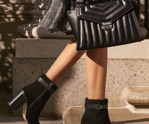 bag, fashion, and look image