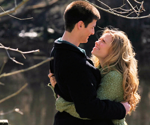 couple, one tree hill, and love image
