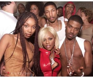 Lil Kim, 90s, and ray j image