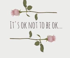 depression, life, and okay image