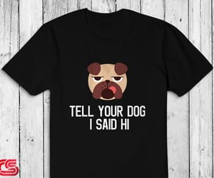 etsy, funny t shirts, and dog lover gifts image