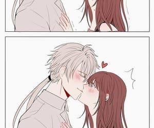 fanart, kiss, and Mc image