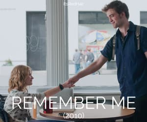 movie, romance, and remember me image