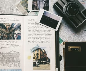 journal and pictures image
