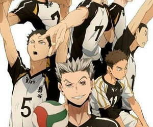 bokuto and hikyuu image