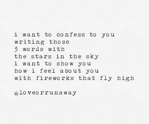 confession, firework, and sky image