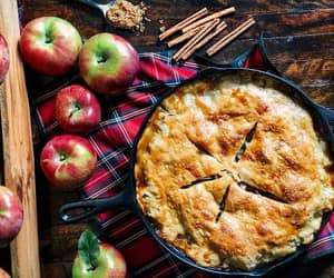 Apple Pie, apples, and autumn image