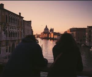 Sunrise in Venice - 5.44am