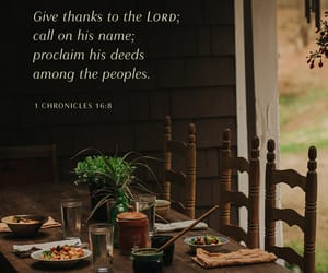 lord, god, and thanksgiving image