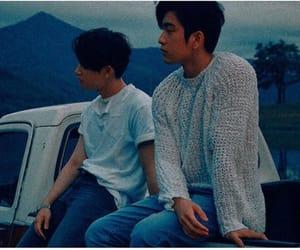 got7, jinyoung, and jaebum image