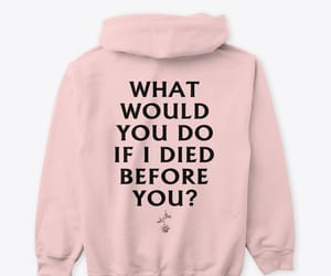 fashion, hoodie, and sweatshirt image
