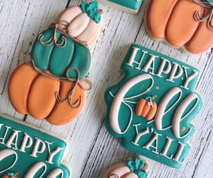 autumn, diy, and Cookies image