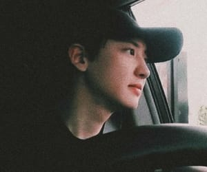 chanyeol, exo, and asian image