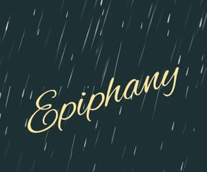 background, epiphany, and jin image