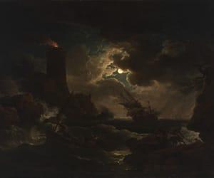 18th century, night, and pre-romanticism image