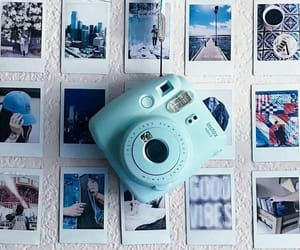 fujifilm, photos, and polaroids image