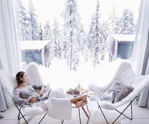 home and winter image