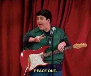 funny, drake and josh, and peace image