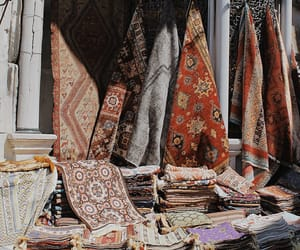 beautiful, vintage, and carpet image