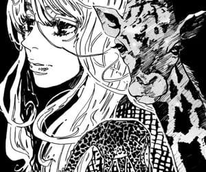 piece of cake, girl, and manga image