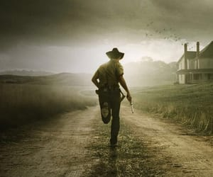 dead, the walking dead, and twd image