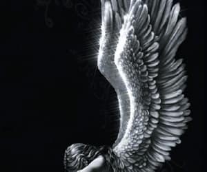 gif and gif angel image