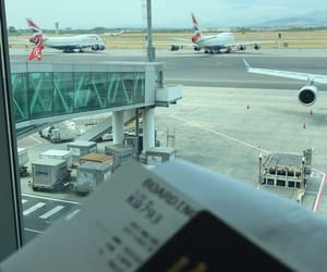 airport, cape town, and south africa image