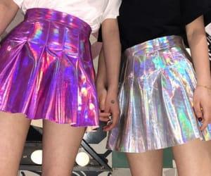 fashion, girls, and grunge image